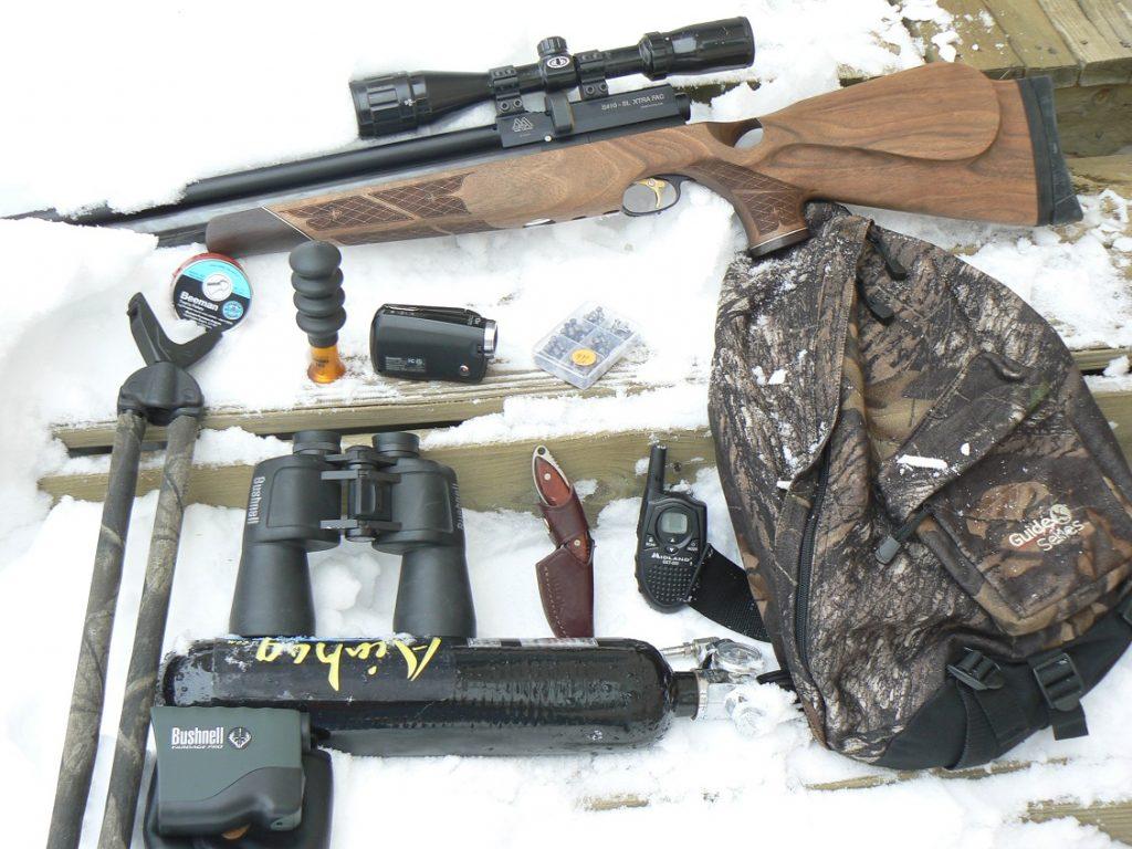 Squirrel Hunting Gear