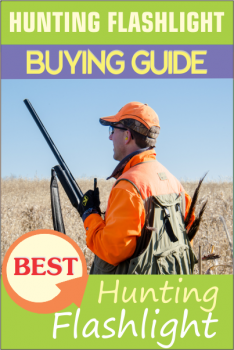 best hunting flashlight buying guide reviews