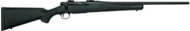 Mossberg® Patriot Bolt-Action Rifles with Black Synthetic Stock