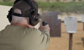 ear protection for shooting handgun