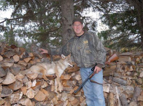 coyote gun hunting