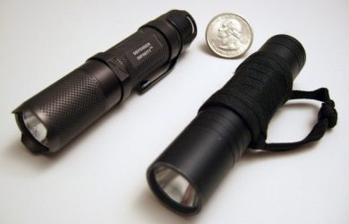 best aa flashlight